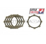 UMA Racing Friction Clutch Plates - Yamaha T110