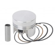 UMA Racing 51.25mm Blank Forged Piston kit - Honda Wave 110