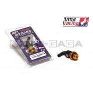 UMA Racing Crankcase Breather/Bypass Plug - Yamaha/Honda/Universal