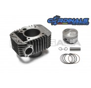 Cardinals Racing Big Bore Cylinder Kit - Honda Wave 125 - 60mm (164cc)