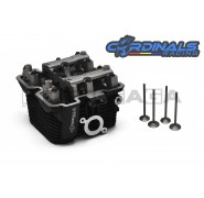Cardinals Racing Cylinder Head Kit (24In/22Ex) - Suzuki Raider 150r/FX125