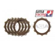 UMA Racing Friction Clutch Plates - Suzuki Raider 150