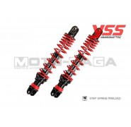 YSS DTG Dual Scooter Shock Absorbers (340mm) - Universal/Honda/Yamaha