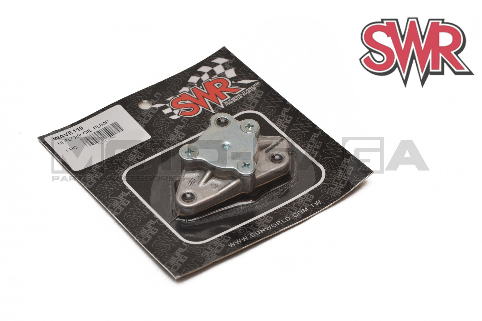 SWR Racing Engine Oil Pump - Honda Cub C90 C100 dream/Wave 100/Wave 110