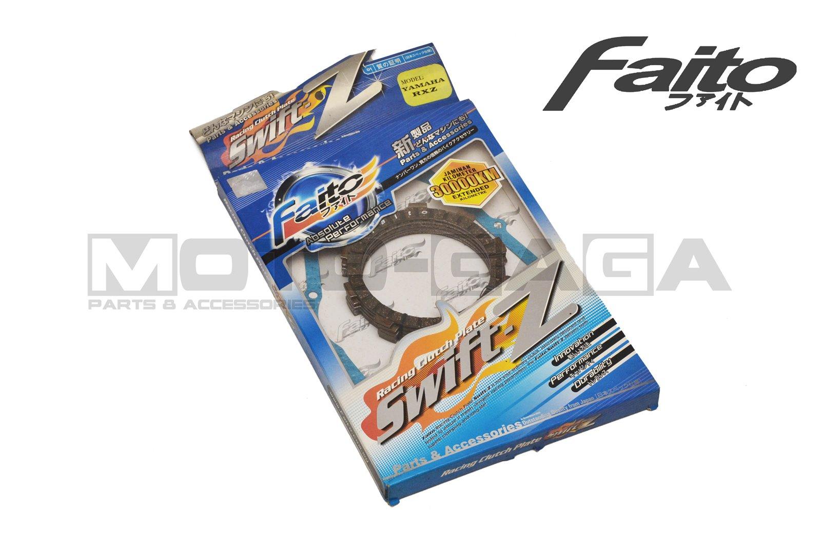 Faito Racing Clutch Plates - Yamaha RXZ 135