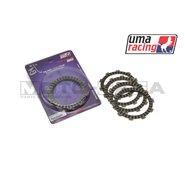 UMA Racing Friction Clutch Plates - Yamaha R15 (2014-17)