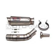 Proliner TR1 Slip on Exhaust System - Honda CBR250R (10-15)