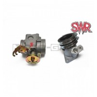 SWR Sunworld Racing Throttle Body (40mm) - Yamaha T150/Fz150i (2014)