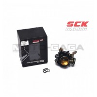 SCK Racing Throttle Body (34/36mm) - Honda RS150R/Winner/Supra/GTR150/Sonic