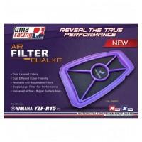 UMA Racing Drop-in Air Filter - Yamaha R15 V3/MT-15 (VVA)