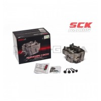 KOSO/SCK Racing Superhead Cylinder Head (25in/22ex) - Honda CBR150/CB150R (2016-)