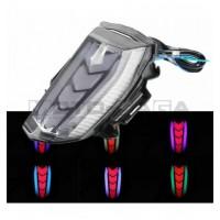 LED Integrated Tail Light (2) - Yamaha R15 V3/R125 (VVA)
