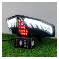 LED Integrated Tail Light - Honda Vario 150