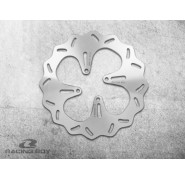 Racing Boy 260mm Solid Front Brake Disc (R298) - Yamaha Mio