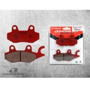 Racing Boy Street Brake Pads - Suzuki Raider 150 (Universal)