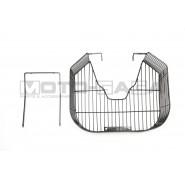 Honda Cub C100 Metal Legshield Luggage Basket