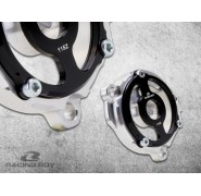 Racing Boy Engine Oil Filter Cover - Yamaha T115